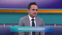 Hepatit B ve C belirtileri nelerdir?
