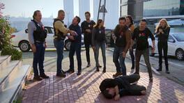Mesut, şehit Yüzbaşı Akif'in kanını yerde koymadı!