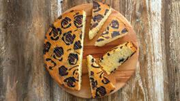 Leopar Kek - Leopar Kek Tarifi - Leopar Kek Nasıl Yapılır?
