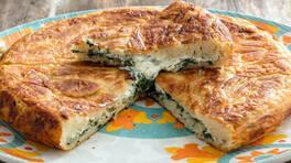 Arda'nın Mutfağı - Peynirli Tava Böreği Tarifi - Peynirli Tava Böreği Nasıl Yapılır?