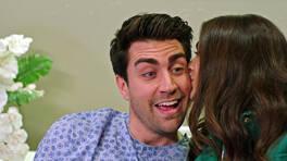 Evlilik teklifi hayali hastanede son buldu!