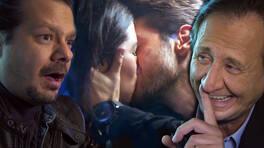 Cemal'in, Ezgi'yi öpmesi ekibin diline düşüyor!
