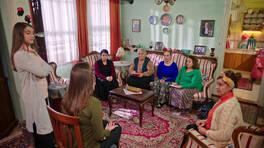 Nazmiye'nin basın toplantısı!