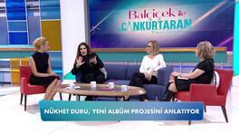 Nükhet Duru'nun yeni albümünde kimler düet yaptı?