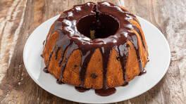 Portakallı Çikolatalı Kek - Portakallı Çikolatalı Kek Tarifi - Portakallı Çikolatalı Kek Nasıl Yapılır?