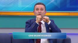 Demirhan Dıraçoğlu'ndan çene eklemi egzersizi!