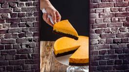 Balkabaklı Havuçlu Cheesecake - Balkabaklı Havuçlu Cheesecake Tarifi - Balkabaklı Havuçlu Cheesecake Nasıl Yapılır?