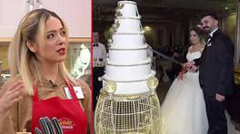 Ayça'nın düğününden özel anlar!