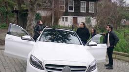 Çoban ailesinin lüks araba ile imtihanı!