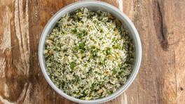 Arda'nın Mutfağı - Pirinç Salatası Tarifi - Pirinç Salatası Nasıl Yapılır?