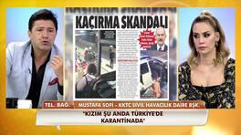 Mustafa Sofi'den olayla ilgili ilk açıklama!