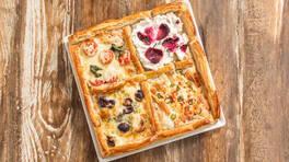 Arda'nın Mutfağı - Peynirli Milföy Tart Tarifi - Peynirli Milföy Tart Nasıl Yapılır?