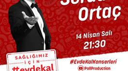 Poll Production ve Demirören Medya canlı yayınları Serdar Ortaç ile devam ediyor!