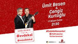 Ümit Besen ve Cengiz Kurtoğlu  bu kez canlı yayında buluşuyor!