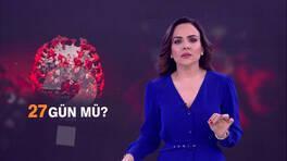 Virüs vücutta kaç gün kalıyor?