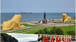 Karadeniz'den Dünya'ya açılan şehir Samsun