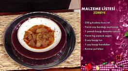 Gelinim Mutfakta - Zürbiye Tarifi