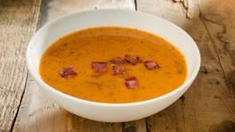 Pastırmalı Tarhana Çorbası - Pastırmalı Tarhana Çorbası Tarifi - Pastırmalı Tarhana Çorbası Nasıl Yapılır?