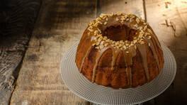 Tahinli Pekmezli Kek - Tahinli Pekmezli Kek Tarifi - Tahinli Pekmezli Kek Nasıl Yapılır?