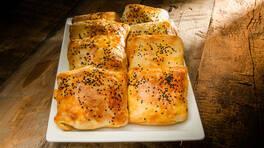 Talaş Böreği - Talaş Böreği Tarifi - Talaş Böreği Nasıl Yapılır?