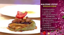 Gelinim Mutfakta - Ramazan Kebabı Tarifi