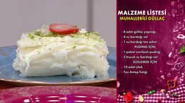 Gelinim Mutfakta - Muhallebi Güllaç Tarifi