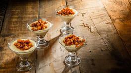 Arda'nın Ramazan Mutfağı - Elmalı Muhallebi Tarifi - Elmalı Muhallebi Nasıl Yapılır?