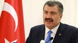Sağlık Bakanı Koca son durumu paylaştı! Son 24 saatte 31 kişi hayatını kaybetti