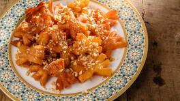 Arda'nın Ramazan Mutfağı - Mafiş Tatlısı Tarifi - Mafiş Tatlısı Nasıl Yapılır?