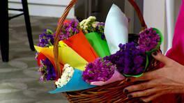 Bayramlık Çiçek Buketi
