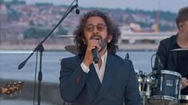 Fettah Can Mimar Sinan Üniversitesi'nde konser verdi