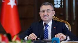 Cumhurbaşkanı Yardımcısı Oktay: Türkiye KKTC'nin yanında olmaya devam edecek
