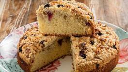 Arda'nın Mutfağı - Vişneli Kırıntılı Kek Tarifi - Vişneli Kırıntılı Kek Nasıl Yapılır?