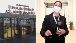 Sancaktepe Prof. Dr. Feriha Öz Acil Durum Hastanesi'ne yakından bakın