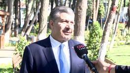 Son dakika... Sağlık Bakanı Koca, CNN TÜRK'e konuştu