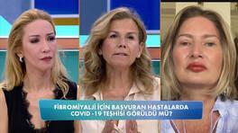Fibromiyalji ve koronavirüs karıştırılabilir mi?