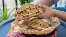 Arda'nın Mutfağı - Sebzeli Bütün Sandviç Tarifi - Sebzeli Bütün Sandviç Nasıl Yapılır?