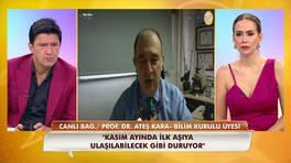 Prof. Dr. Ateş Kara'dan önemli koronavirüs aşısı açıklaması!