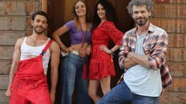 Çatı Katı Aşk yarın Kanal D'de başlıyor!