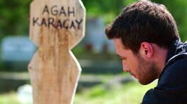 Cenk, Agah'ın mezarında!
