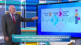 Koronavirüs tedavisinde kullanılan ilaçlar kalp hastalarını nasıl etkiliyor?
