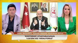 İçişleri Bakanı Süleyman Soylu'dan önemli açıklamalar!
