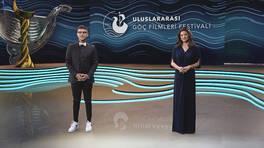 Uluslararası Göç Filmleri Festivali'ne görkemli kapanış!