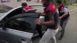 Son dakika: Uyuşturucu satıcısı dağıtıma giderken yakalandı   Video