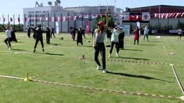 Son dakika: Toplu spor etkinlikleri başladı   Video