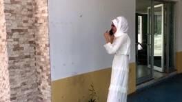 Zorla evlendiriliyorum' ihbarında bulundu, polis kurtardı   Video