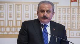TBMM Başkanı Şentop : Türkiye, yeni dünyada da söz sahibi olacaktır   Video