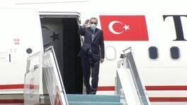 Son dakika... Cumhurbaşkanı Erdoğan'dan normalleşme sonrası ilk yurt dışı ziyareti | Video