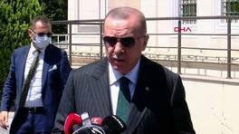 Son dakika... Cumhurbaşkanı Erdoğan'dan Sakarya'da patlamayla ilgili ilk açıklama | Video