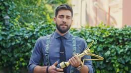 En İyi Romantik Komedi Dizisi Erkek Oyuncu - Çağlar Ertuğrul / Afili Aşk